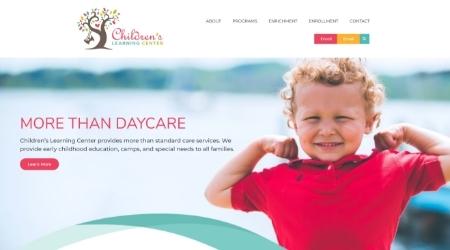 CLC Website Screenshot