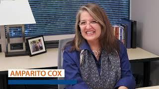 Amparito Cox Testimonial