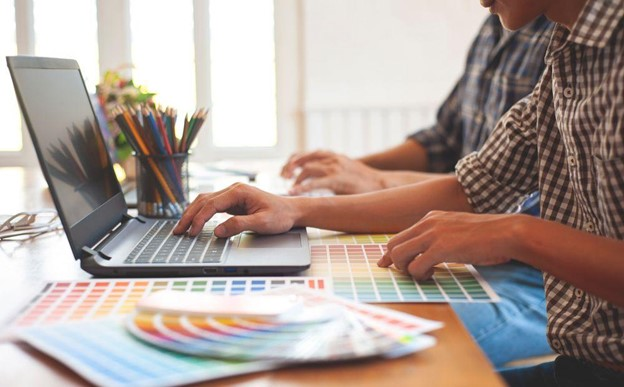 tips for a rebrand using graphic design